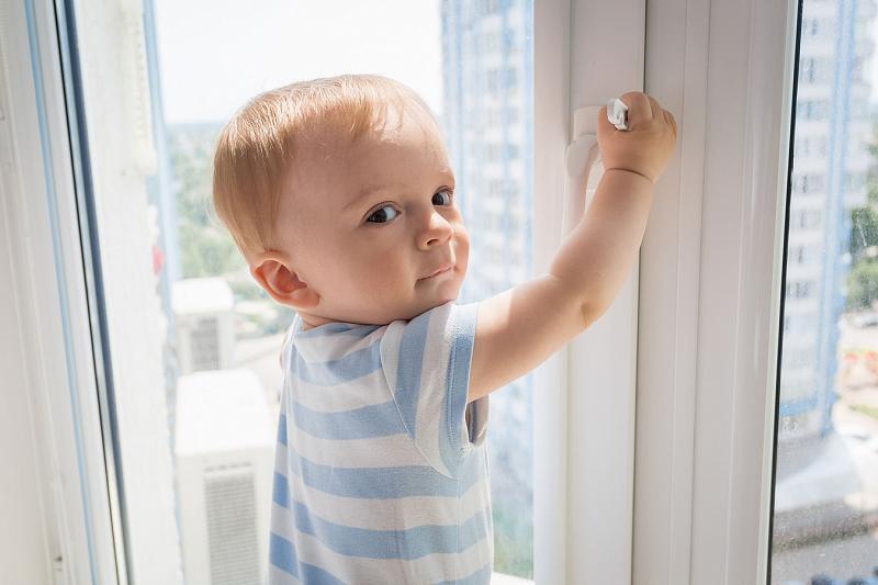Позаботься о своем ребенке «Безопасное окно»